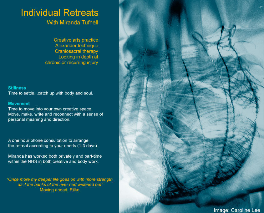 Individual retreats